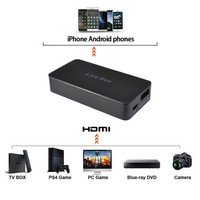 For Xbox For PS 3/4, DVD/Computer/Set top Box Outdoor Live Stream HDMI Game Capture Card Videos Record Cards