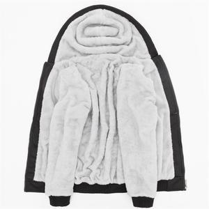 Image 5 - Grube bluzy mężczyźni Stranger Things Streetwear kurtka mężczyzna bluza z kapturem 2019 jesień zima ciepły płaszcz Hip Hop mężczyzna bluza z kapturem kurtki