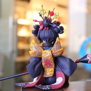 Image 4 - 18cm Japanese Anime Fate/Grand Order Katsushika Hokusai Sexy Girl Noodle Stopper PVC Action Figure Collectible Model Toys Doll
