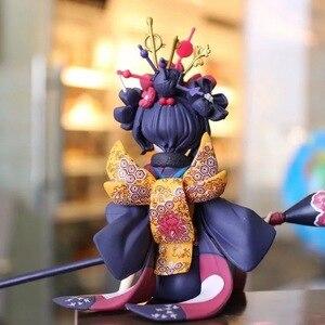 Image 4 - Figuras de acción de Anime japonés Fate/Grand Order Katsushika Hokusai, juguetes de modelos coleccionables en PVC de 18cm
