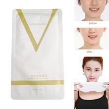V-Shaped Face Lifting Facial Wrapped Masks Slimming Thin Mask V Bandage Skin Treatment Double Lift anti-Peel-off Chin