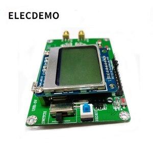 Image 4 - AD9850 modul DDS funktion signal generator Senden programm Kompatibel mit 9851 mit Nokia5110 Sweep signal generator dds vfo