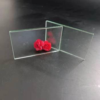 1 szt 50X80mm kominek ze szkłem wysokotemperaturowym 1000 stopni brązowa odporna na wysokie temperatury ceramiczna przezroczysta mikropłacz tanie i dobre opinie CN (pochodzenie) SQUARE CE UE Szkło Tempered glass Strong 0 5 Mpa 4-5mm First level