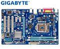 Gigabyte GA P61A D3 original motherboard DDR3 LGA 1155 boards P61A D3 16GB usb3.0 H61 verwendet Desktop Motherboard auf verkäufe-in Motherboards aus Computer und Büro bei