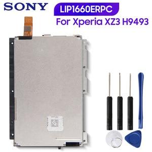 Image 1 - Original Battery LIP1660ERPC For Sony Xperia Xperia XZ3 H9493 Premium Authenic Battery 3200mAh