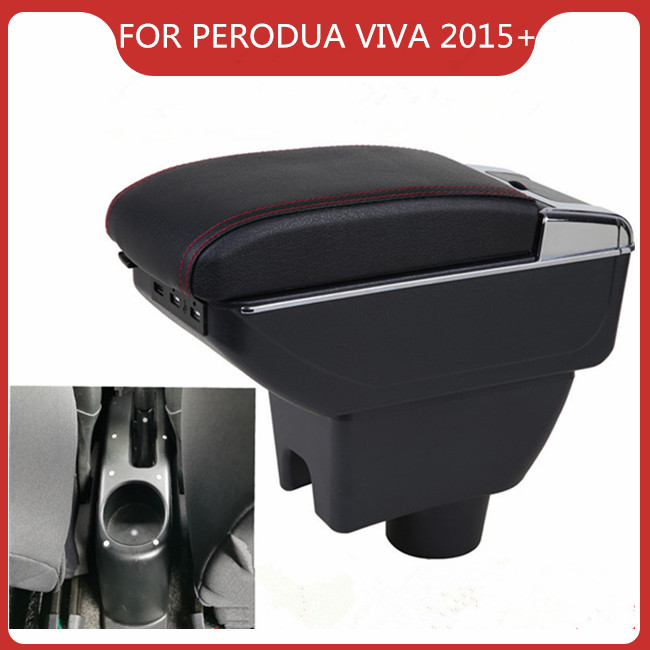 Купить автомобильный подлокотник для perodua viva автомобильные аксессуары