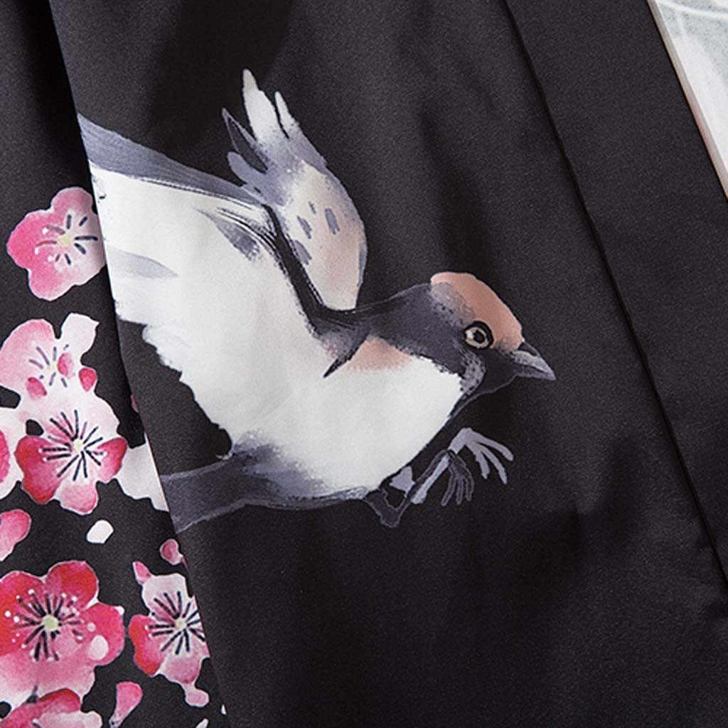 Männer Frauen Kimonos Japanischen kleidung kimono strickjacke cosplay Herren Ethnischen kimono kleid yukata weibliche sommer strand hemd bluse Männer