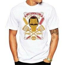 Engraçado Novidadebob Dos homens 2021 t-shirt T Das Mulheres S Hambúrgueres Senhor Das Batatas Fritas Legal
