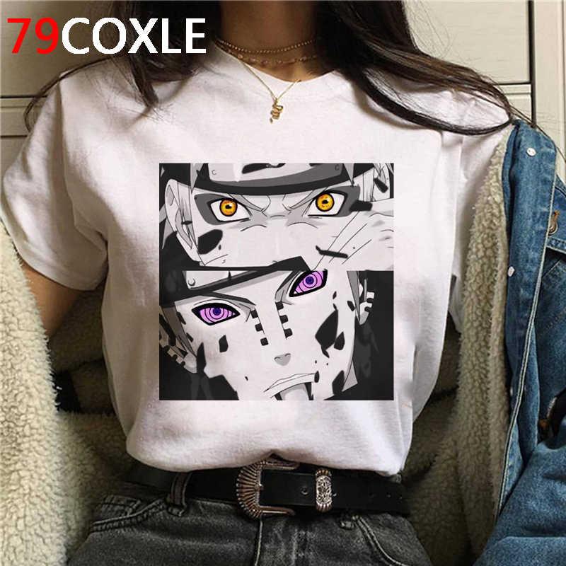 ナルト夏原宿クール Tシャツユニセックス 90 の Tシャツ日本アニメおかしい漫画 Tシャツストリートヒップホップトップ Tシャツ男性