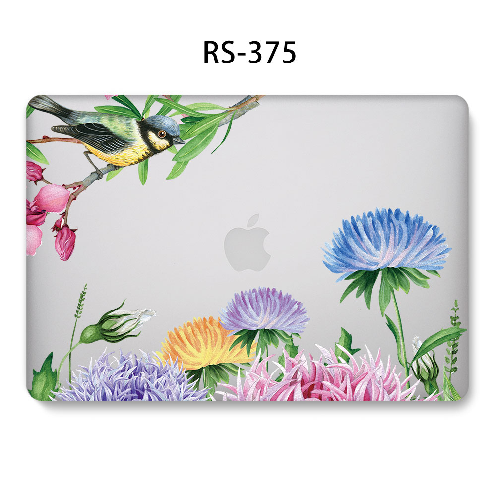Soft Leaf Case for MacBook 114