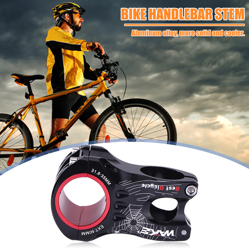 31.8x28.6x40mm Aluminum Alloy Bicycle Handlebar Stem Riser Cycling Parts