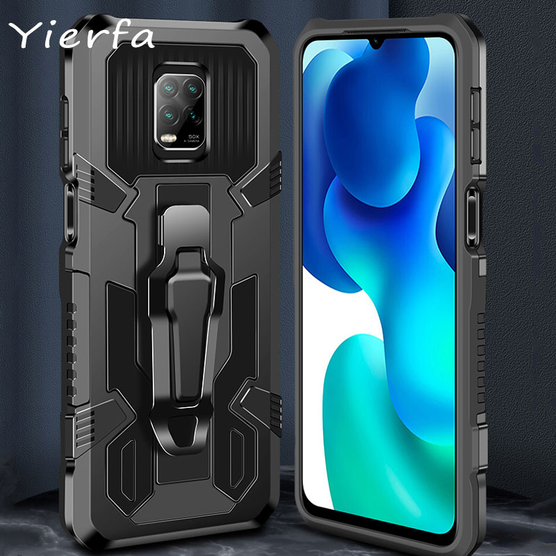 Cases For Xiaomi Redmi Note 9 Pro Case Shockproof Stand Phone Back Cover For Redmi Note 7 8 9 9s 10 Pro 7A 8A 9A 9C Lite Note9s