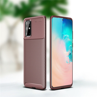 case samsung galaxy For Samsung Galaxy S11 Case Business Style Silicone Shell Coque Back Phone Cover For Galaxy S11 Protective Case For Samsung S11 (4)