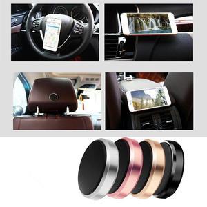 Image 4 - Soporte magnético para teléfono móvil, para salpicadero de coche, GPS, Universal