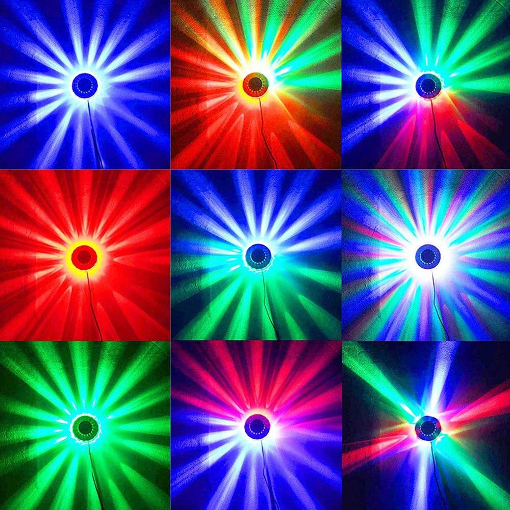 עיצוב תפאורה למסיבות לדים צבעוניים ריקודים לרכישה לייף דיזיין
