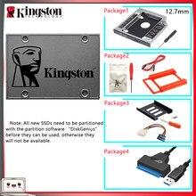 Kingston – disque dur SSD de 120 pouces, avec caddie/adaptateur pour PC, 240 go, 480 go, 960 go, 2.5 go