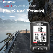 Power-Meter Navigation IGPSPORT Gps Bicycle IGS618 Bluetooth Computer Wireless Ant  Waterproof