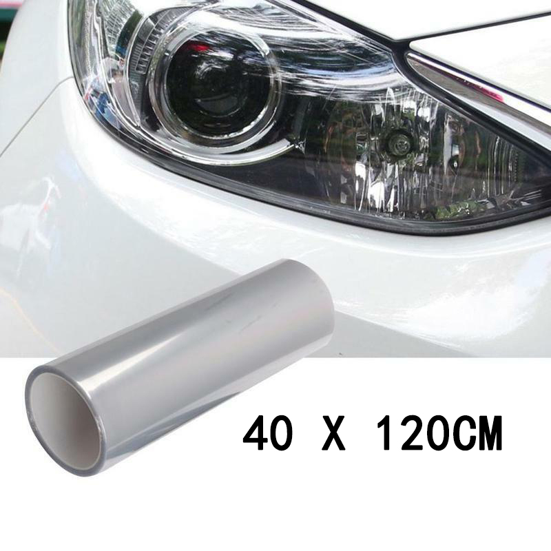 """3M 6/"""" x 120/"""" Gloss Clear Protective Vinyl Vehicle Wrap"""
