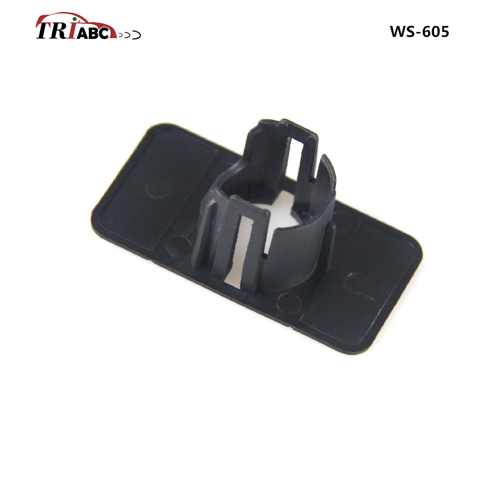 Retainer Holder For BMW Audi VW Volvo OPEL NISSAN Skoda PDC Parking Sensor New Black Mount Bracket 1PCS 1S0919275 95720-3U000