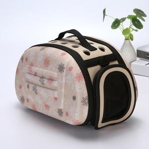 Image 3 - CAWAYI بيت الكلب ناقلات الحيوانات الأليفة تحمل للقطط الصغيرة الكلاب حقيبة يد الكلب حقيبة سفر سلة بولسو بيرو توربا dla psa honden tassen