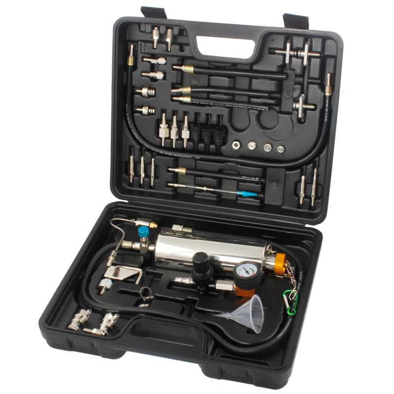 Image 2 - GX100 Auto Engine Cleaner Injector Fuel System Carbon Cleaning Maintenance Non Dismantle Bottle Repair Tools for All Petrol-in Pressure & Vacuum Testers from Automobiles & Motorcycles