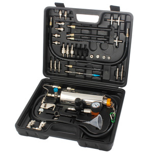 Image 2 - Universal Petrol Car Fuel System Maintenance Non Dismantle Cleaning Repair Tools Kit Full Set GX 100
