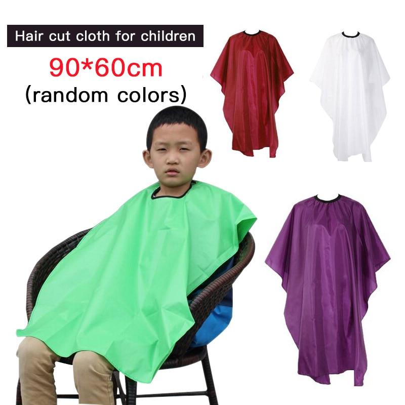 Hot Adult Child Cut Hair Cloth Salon Hair Cut Hairdressing -6547