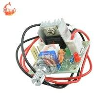 LM317 DC Motor Linear Step Down Converter Voltage Regulator Board Speed Controller Governor Module DC 3.25-15V To DC 1.25V-13V