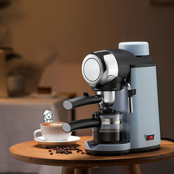 Household Espresso Coffee Machine Milk Foaming High Pressure Coffee Maker Extraction Office Coffee Maker Equipment KFJ-A02N1