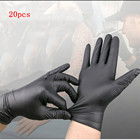 20PCS Gloves Black F...