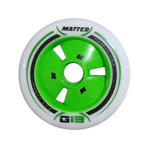 Matter Rollers Speed Inline Skate Wheels 6 Pcs or 8 Pcs Skating Wheel F1 90 100 110mm Racing Competition Tires For Patines LZ100
