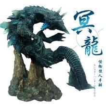 Монстр Охотник мир CFB морской дракон переиздание издание японский Подлинная фигурка Модель Детская игрушка подарок
