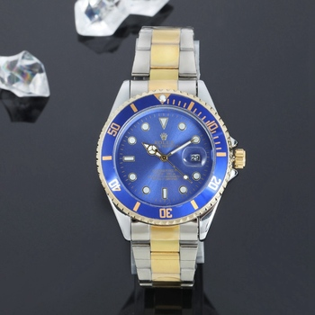 rolex- Luxury Brand quartz women men Watches Quartz Watch Stainless Steel Strap wristwatch classic business dress watch 567