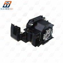 เปลี่ยนโปรเจคเตอร์โคมไฟสำหรับ ELPLP36 EMP S4 EMP S42 PowerLite S4 V13H010L36 สำหรับ EPSON