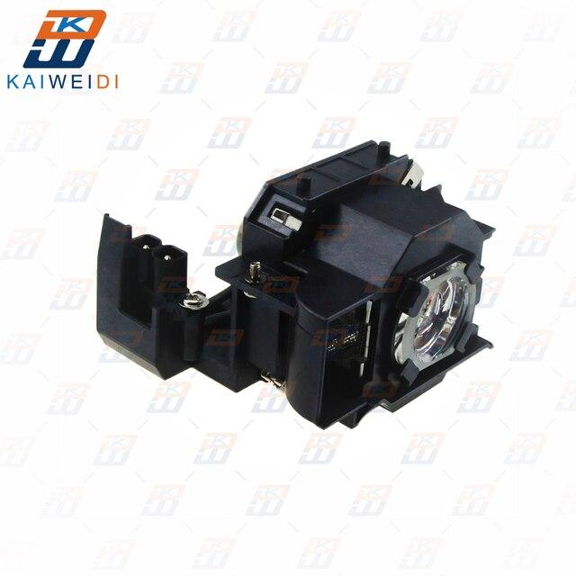 استبدال مصباح ضوئي ل ELPLP36 EMP S4 EMP S42 Powerlite S4 V13H010L36 لإبسون