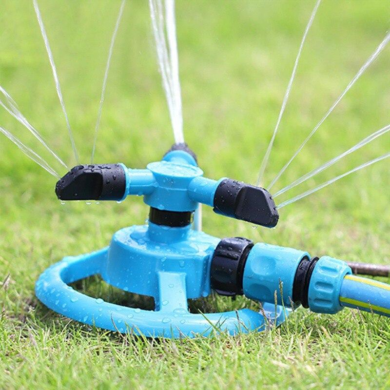 Bewässerung Sprinkler Gartenarbeit Werkzeug 360 Grad Rotierenden Automatische Sprinkler Bewässerung Spray Garten Sprinkler Bewässerung Liefert