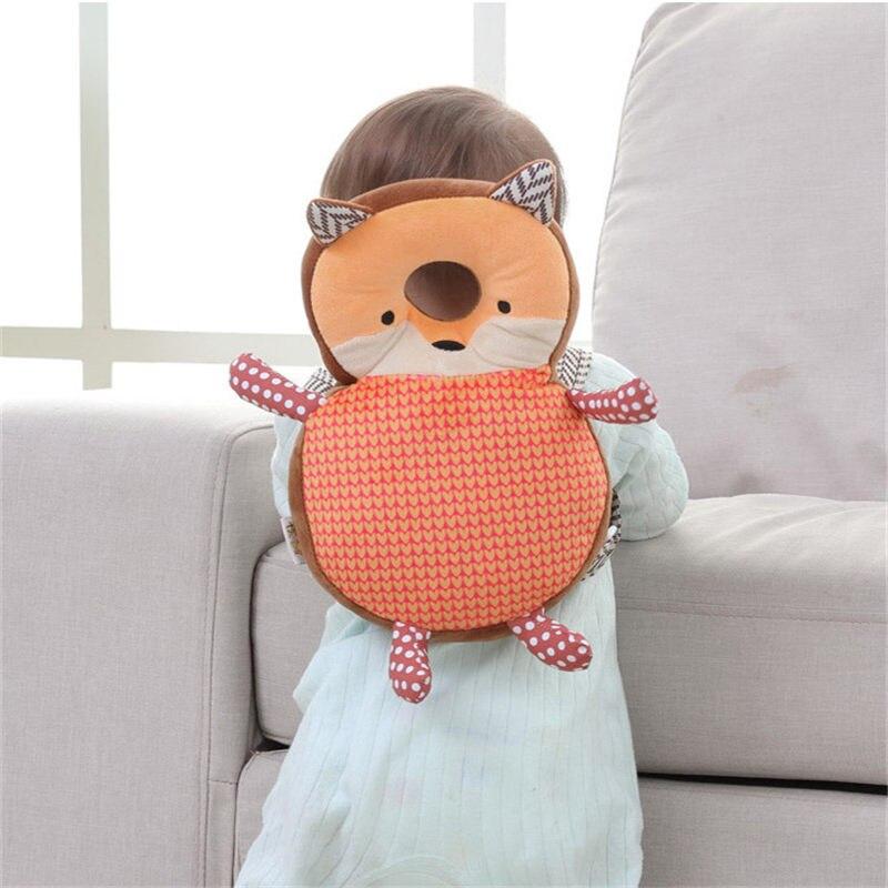 Almofada de proteção de cabeça do bebê