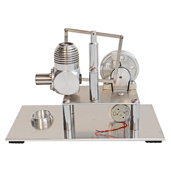1pcs Metal Balance Stirling Engine Model Micro Generator Model High Quality 2020 New Arrival