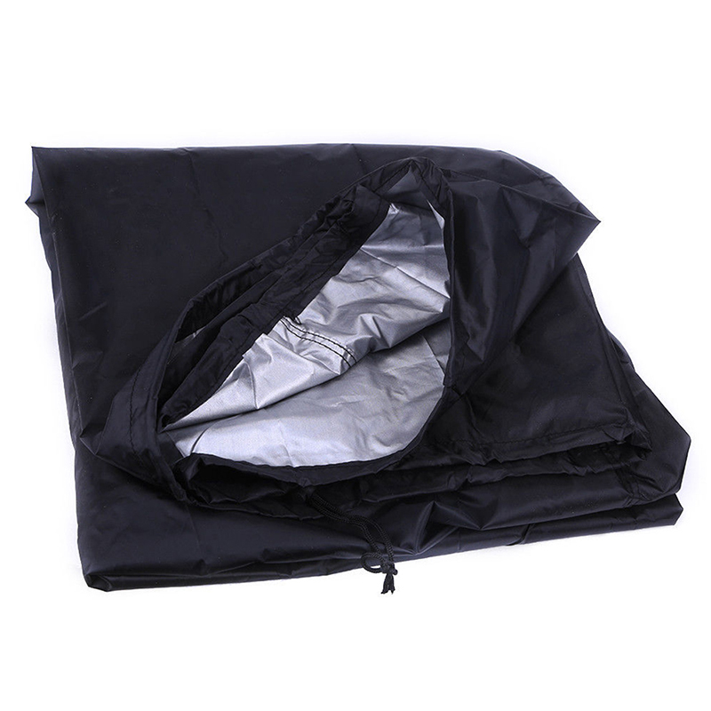 Portable Durable RainProof DustProof Uv Protect Barbecue Grill Cover Outdoor Household Backyard Practical Waterproof Storage Bag