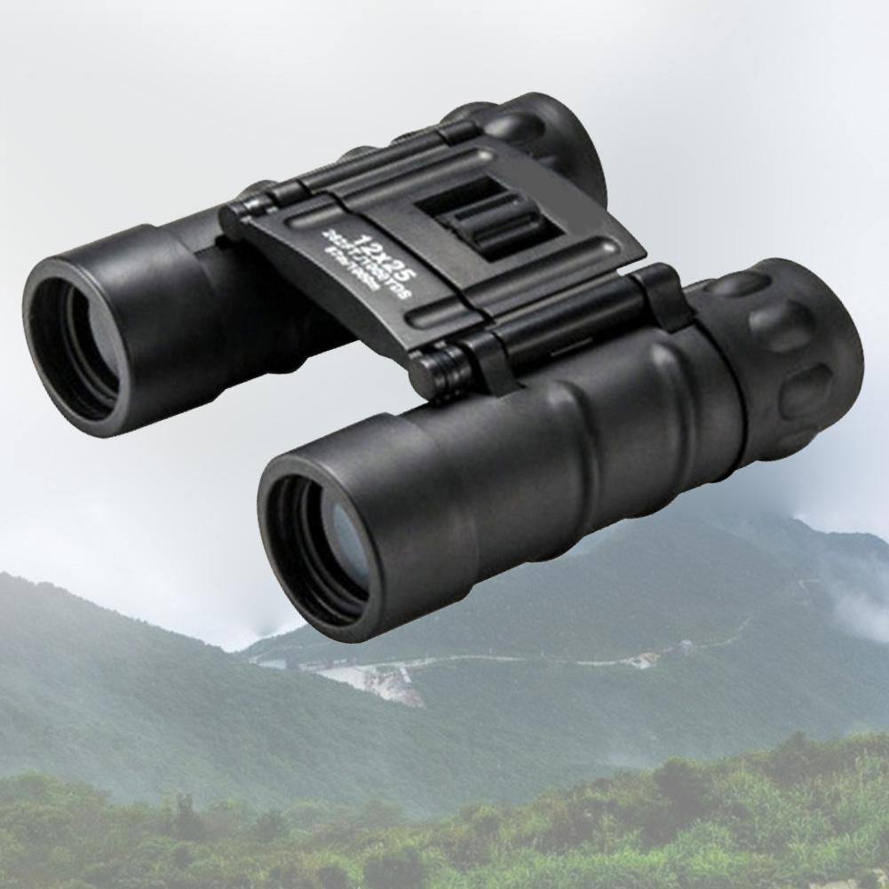 12x Magnification Wide Angle View Zoom Binocular Telescope For Watching Sport