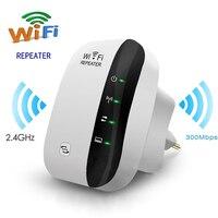 300 Мбит/с беспроводной WiFi ретранслятор WI FI расширитель усилитель WiFi 802.11N/B/G маршрутизатор усилитель Repetidor Wi fi Reapeter точка доступа