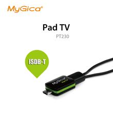Isdb-t dvb-t micro Tuner telewizyjny USB Geniatech MyGica PT230 oglądaj telewizję na telefon z systemem Android Pad micro tuner telewizyjny USB tanie tanio vasttv DIGITAL
