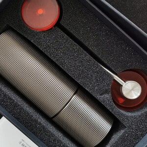 Image 4 - TIMEMORE molinillo de café de mano portátil, molinillo de café de alta calidad, máquina de molienda con posicionamiento de doble rodamiento