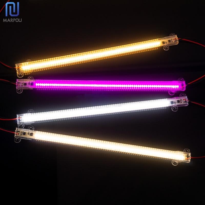 LED Kitchen Light LED Bar Light 7W 30cm 50cm Clear Shell Milky White Shell White Warm White Day White 220V For Kitchen Lighting 4