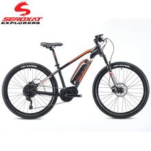 Горный электровелосипед seroxat гибридный велосипед для горных
