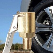 1 шт. автомобильный латунный зажим 8 мм для воздушного патрона шины, насоса, клапана, зажим, соединитель, адаптер, Стайлинг автомобиля