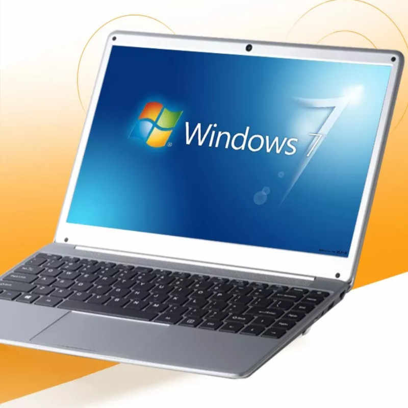 "RAM 8GB + 120G SSD + 750GB HDD Intel Pentium N3520 2.16GHZ 14.1 ""1366*768P LED Laptop Windows 7/10 MÁY TÍNH XÁCH TAY Quad Core Mỏng Ultrabook"