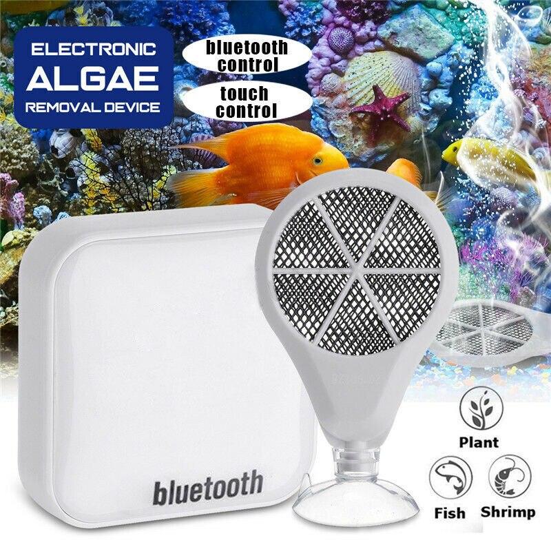 Bluetooth 3 в 1 инструмент для очистки от водорослей электронный удалитель 3 го поколения для аквариума FP8 - 5
