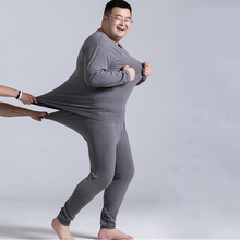 Long Johns Oversized Tops Overweight Pants Largo Johns Thermal Underwear Men Underwear Sets Clothes for Men Clothing Thermo