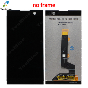 Image 2 - For Sony Xperia XA 2 LCD DIsplay With Touch Screen Digitizer Assembly+ frame For sony xa2 LCD H3113 H3123 H3133 H4113 H4133 LCD